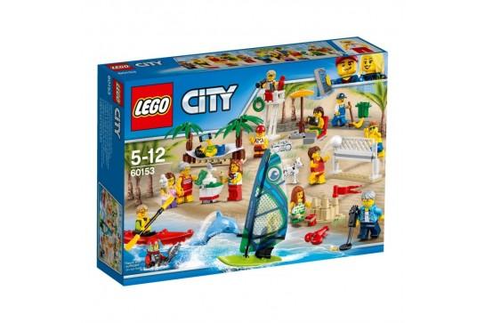 LEGO City Zabawa Na Plaży 60153