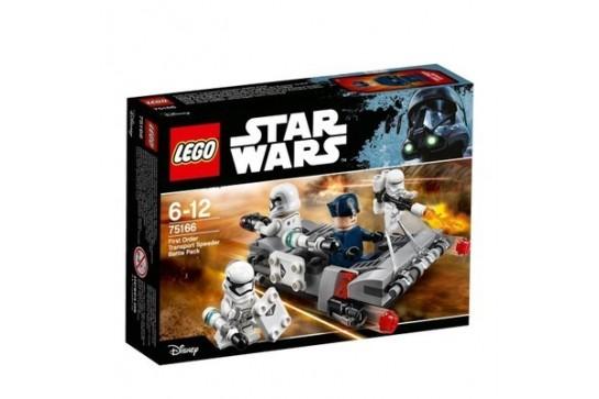LEGO Star Wars Śmigacz Transportowy 75166
