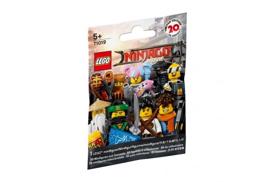 The LEGO Ninjago Movie Minifigures 71019