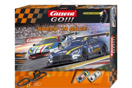 Tor Carrera Go Speed'n Race 5.4 m