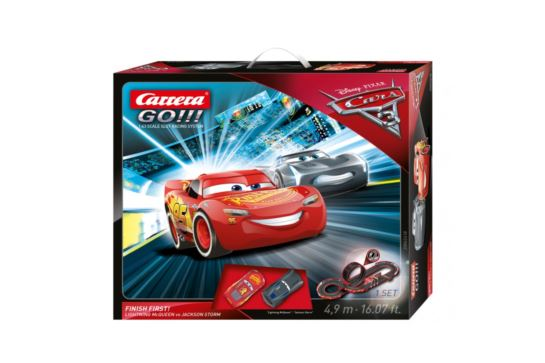 Tor Carrera Go Cars 3 Disney Auta 4.9 m