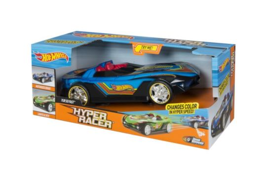Auto Hot Wheels Hyper Racer Yur So Fast