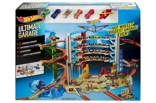 Hot Wheels Mega Garaż Mattel Ultimate Garage CMP80