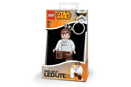 LEGO Star Wars Latarka Brelok Han Solo