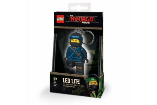 The LEGO Ninjago Movie Latarka Brelok Jay