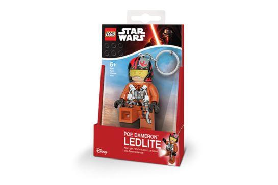 LEGO Star Wars Latarka Brelok Poe Dameron