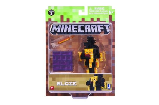 Figurka Minecraft Blaze MOJANG