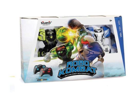 Silverlit robo kombat 2-pack roboty walczące sterowane
