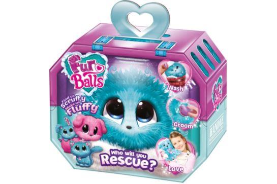Fur Balls aqua maskotka niespodzianka