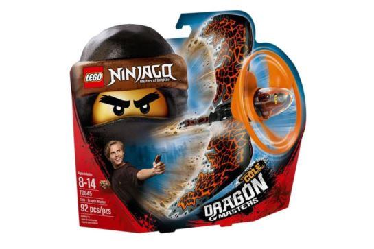 LEGO Ninjago 70645 Cole Smoczy Mistrz