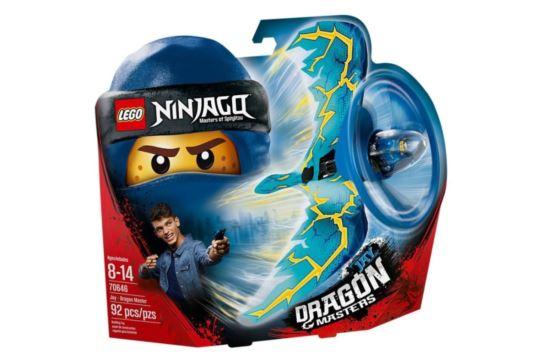 LEGO Ninjago 70646 Jay Smoczy Mistrz
