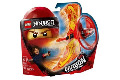 LEGO Ninjago 70647 Kai Smoczy Mistrz