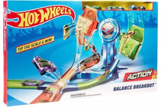 Tor Hot Wheels Zestaw Waga Zwycięstwa Mattel FRH34