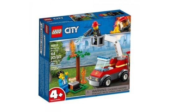 LEGO City 60212 Płonący Grill