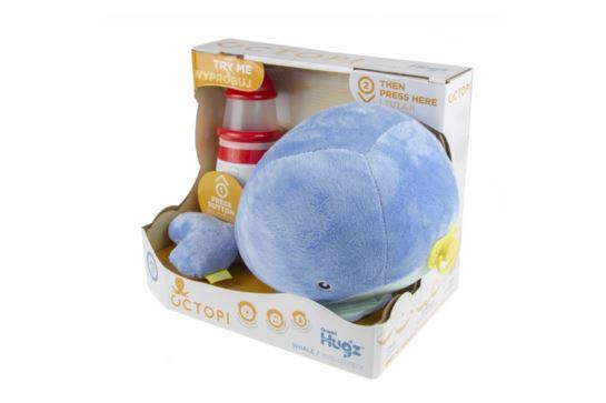 TM Toys Ocean Hugzzz Wielorybek