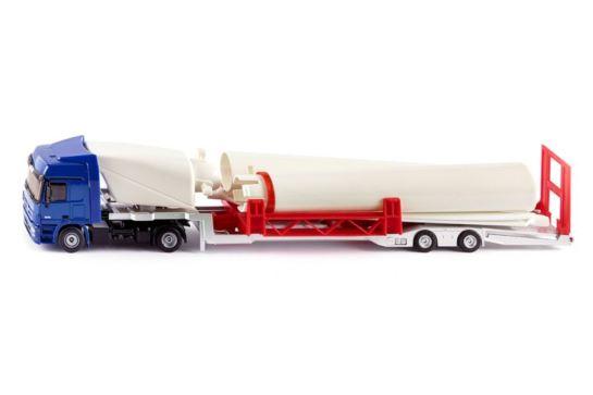 Siku 3935 Ciężarówka z Siłownią Wiatrową Na Lawecie