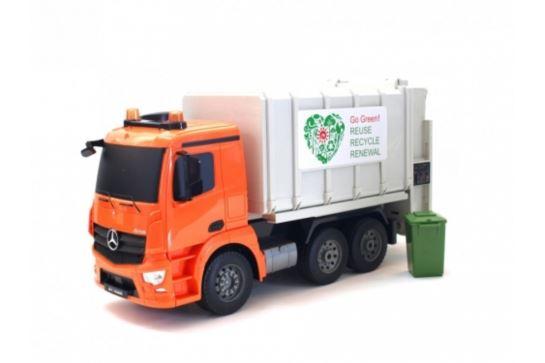 Śmieciarka Zdalnie Sterowana Mercedes-Benz Antos RC