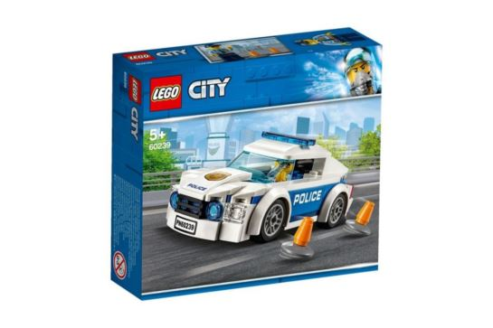 LEGO City 60239 Samochód Policyjny Radiowóz
