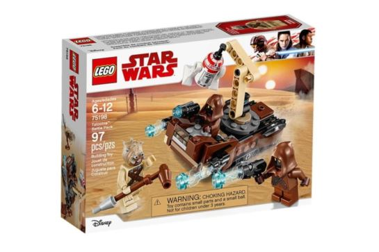 LEGO Star Wars 75198 Tatooine