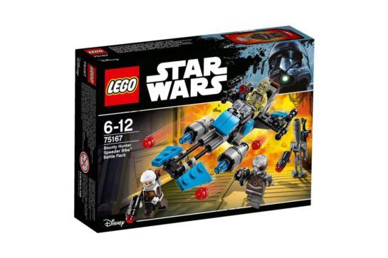 LEGO Star Wars 75167 Ścigacz Łowcy Nagród