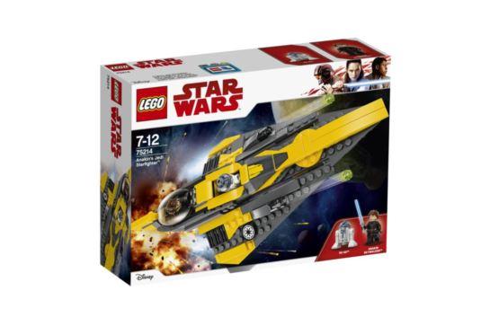 LEGO Star Wars 75214 Starfighter Anakina