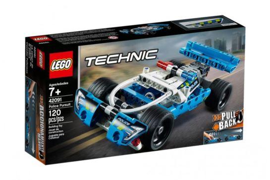 LEGO Technic 42091 Policyjny Pościg