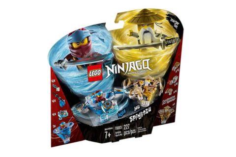LEGO Ninjago 70663 Spinjitzu Nya i Wu