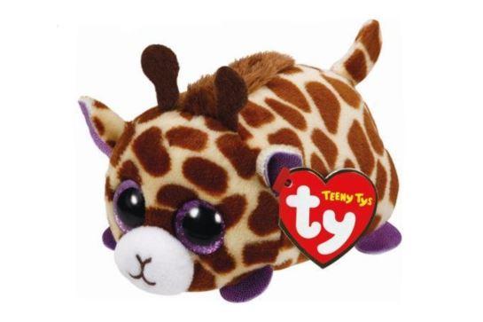 Maskotka TY Teeny Tys Żyrafa Mabs