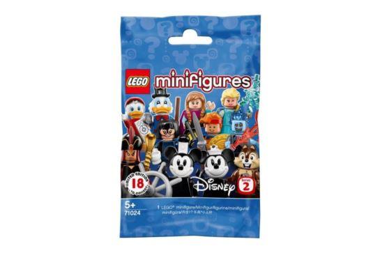 LEGO 71024 Minifigures Disney Seria 2