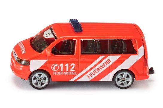 Siku 1460 Samochód Straży Pożarnej Volkswagen