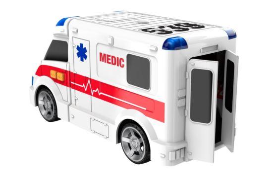 Flota Miejska Ambulans Dumel Discovery