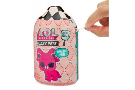 L.O.L. Surprise Zwierzątko z Futerkiem Fuzzy Pets