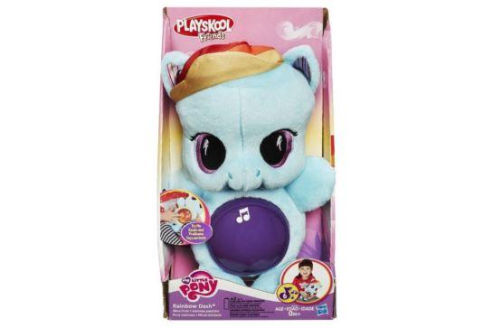 My Little Pony Grająca Rainbow Dash