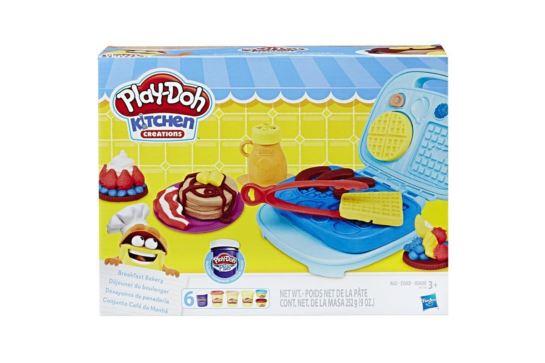 Ciastolina Play-Doh Wesoły Opiekacz