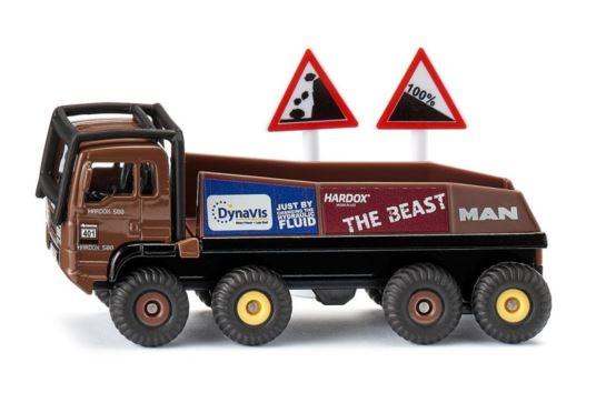 Siku 1686 HS Schoch 8X8 Ciężarówka MAN