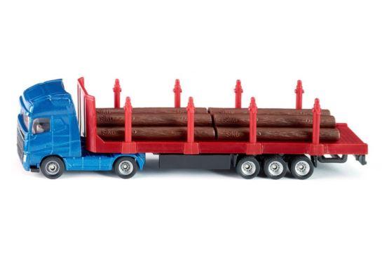 Siku 1659 Samochód Ciężarowy Do Transportu Drewna