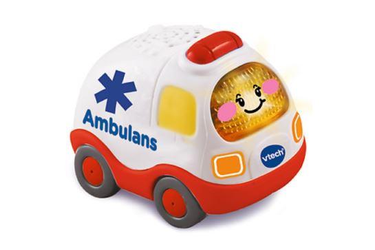 Tut Tut Autka Ambulans