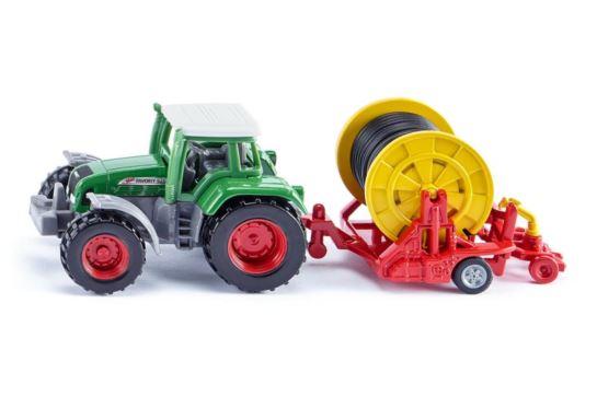 Siku 1677 Traktor z Deszczownią Deszczownicą