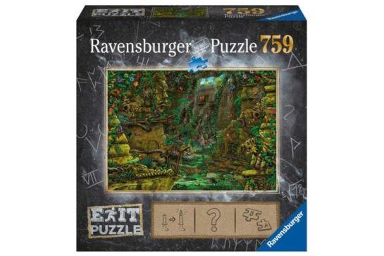 Ravensburger Exit Puzzle 759 el. Świątynia Ankor