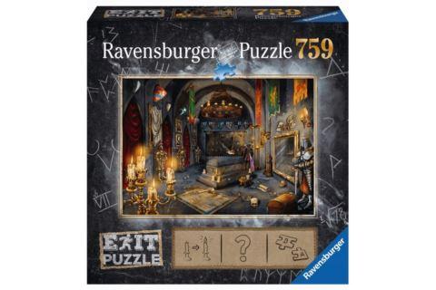 Ravensburger Exit Puzzle 759 el. Zamek Rycerski