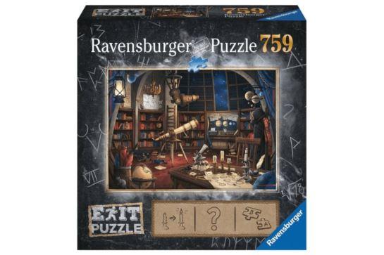 Ravensburger Exit Puzzle 759 el. Obserwatorium Gwiezdne