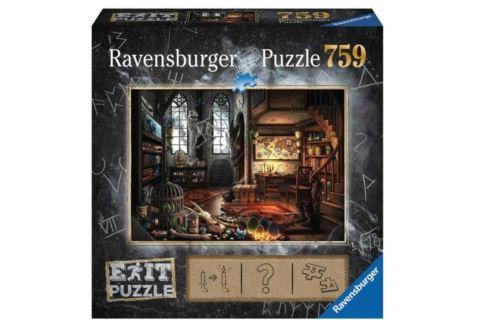 Ravensburger Exit Puzzle 759 el. Tajemniczy Pokój