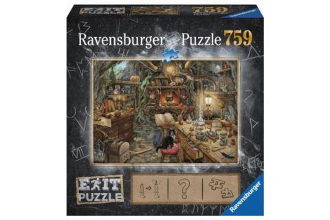 Ravensburger Exit Puzzle 759 el. Kuchnia Czarownicy