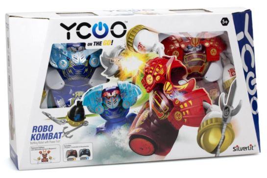 Silverlit Robo Kombat Samurai 2-pak Roboty Walczące