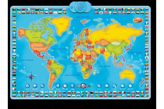 Dumel Edukacyjna Mapa Świata