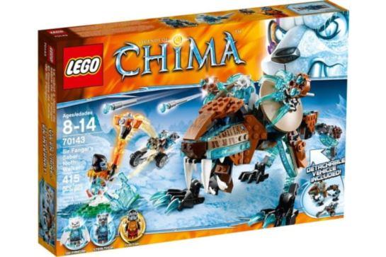 LEGO Chima 70143 Machina Sir Fangara