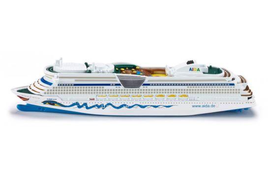 Siku 1720 Statek Prom Wycieczkowy AIDA 1:1400