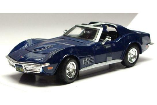Maisto 1:24 Model Metalowy Corvette 1970