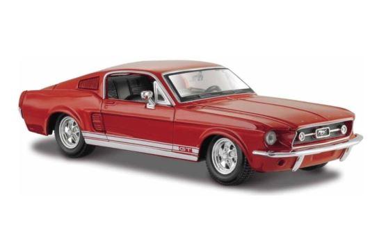 Maisto 1:24 Model Ford Mustang GT 1967