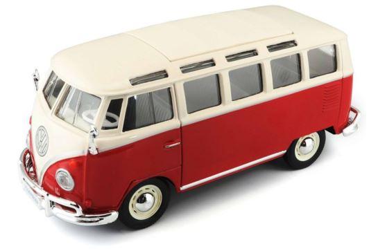 Maisto 1:25 Model Volkswagen Van Samba